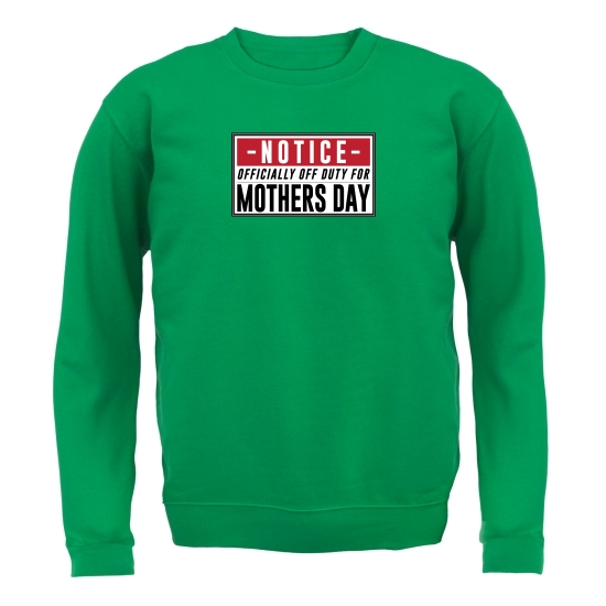 Off Duty Mum Jumpers