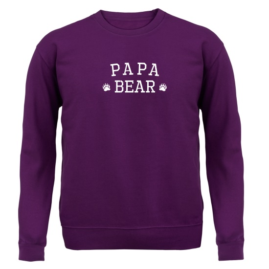 Papa Bear Paws Jumpers