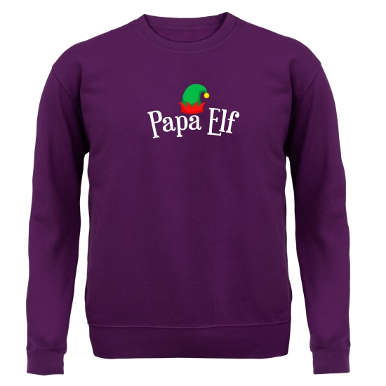 Papa Elf Jumpers