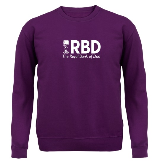 Royal Bank of Dad Jumpers