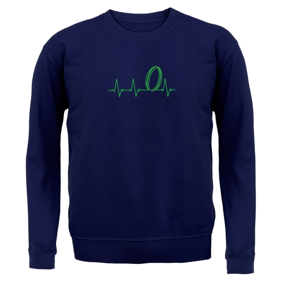 Rugby Heartbeat Jumpers
