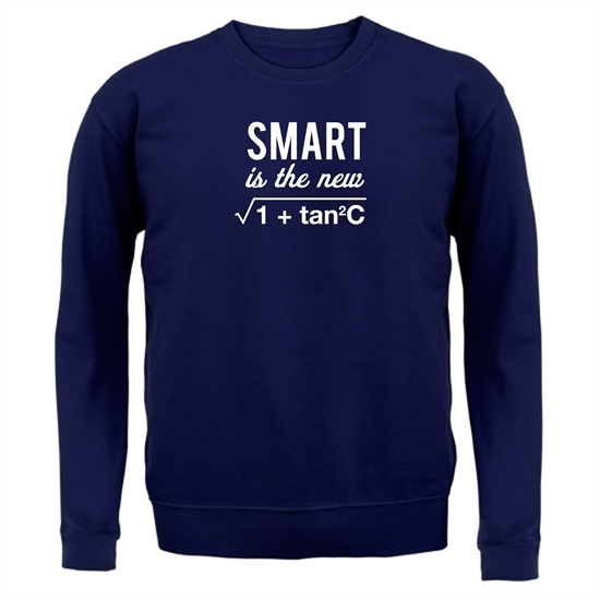 Smart Is The New Sexy Jumpers