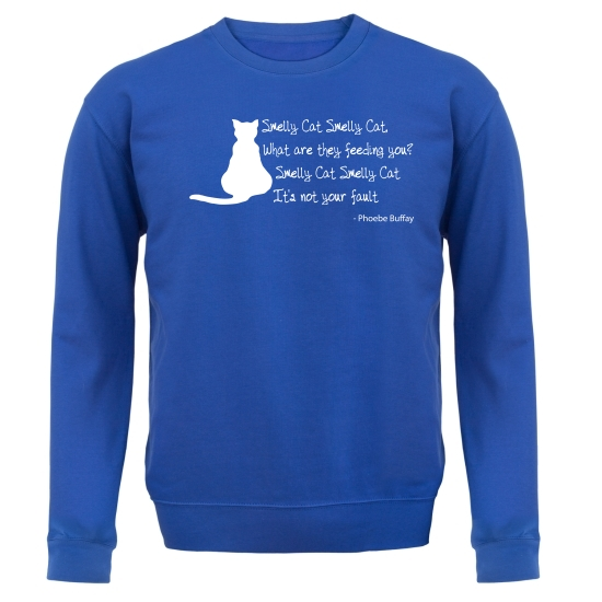Smelly Cat Jumpers