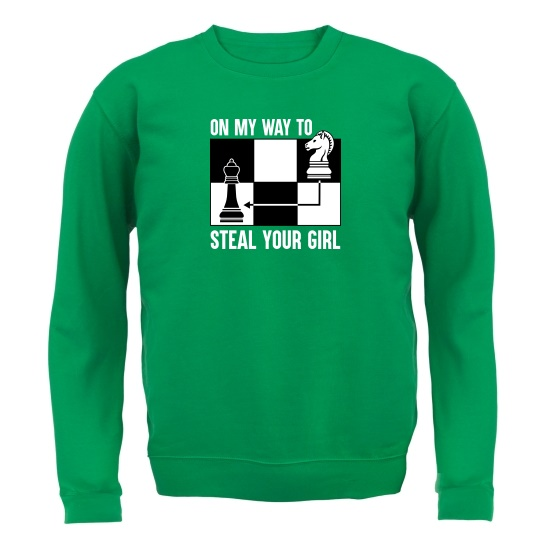 Steal Your Girl Jumpers