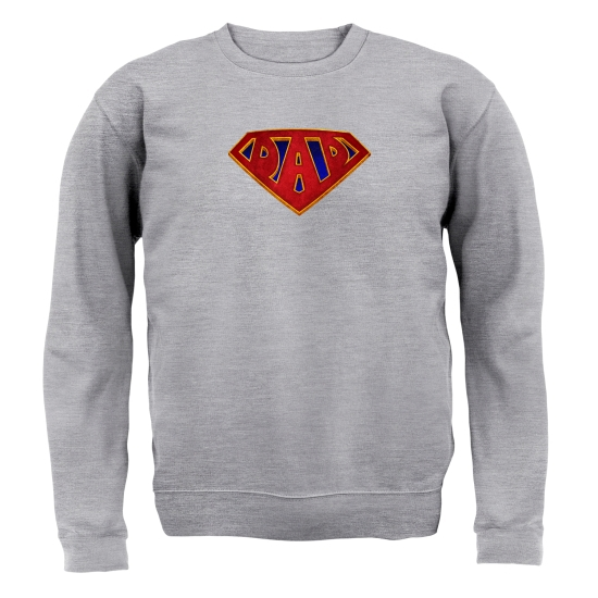 Super Dad Badge Jumpers