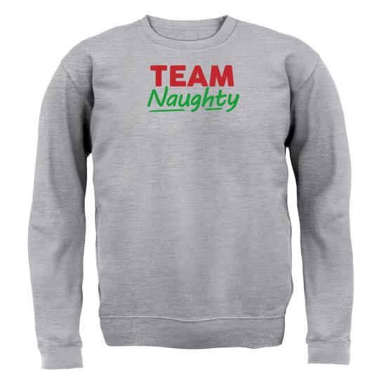 Team Naughty Jumpers