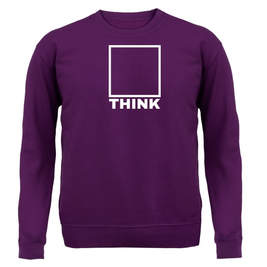 Think Outside The Box Jumpers