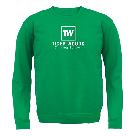 Tiger Woods Driving School Jumpers