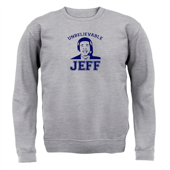 Unbelievable Jeff Jumpers