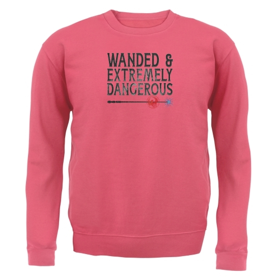 Wanded & Extremely Dangerous Jumpers