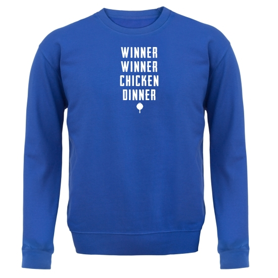 Winner Winner Chicken Dinner TXT Jumpers