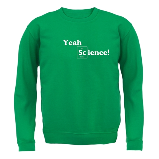 Yeah Science! Jumpers