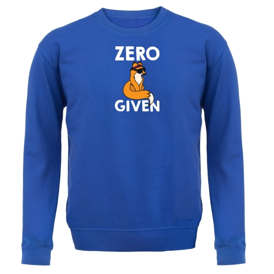 Zero Fox Given Jumpers