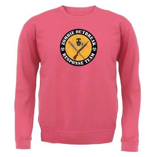 Zombie Outbreak Response Team Jumpers
