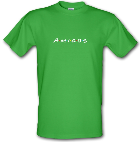 Amigos T-Shirts for Kids
