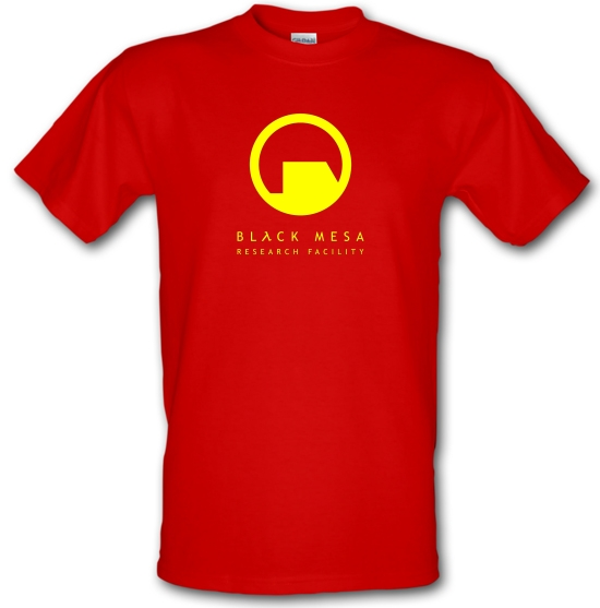 Black Mesa Research Facility T-Shirts for Kids