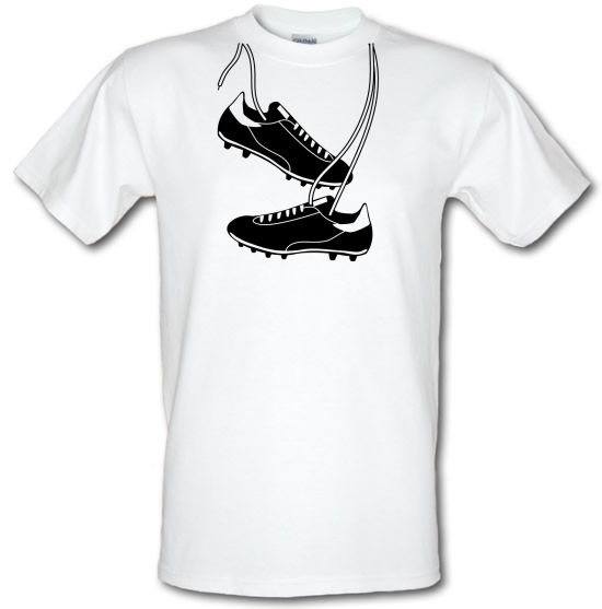 Football Boots T-Shirts for Kids