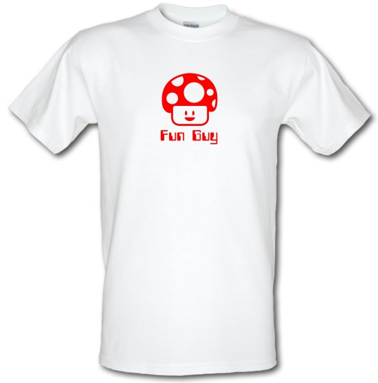 Fun Guy T-Shirts for Kids