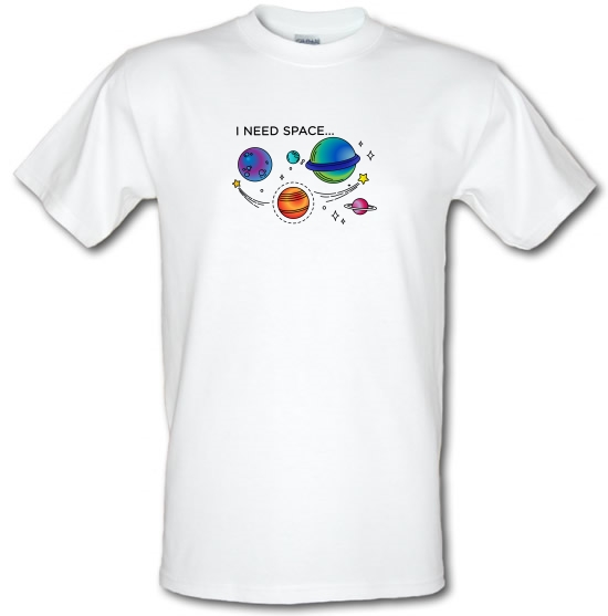 I Need Space T-Shirts for Kids