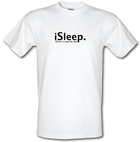 iSleep There's A Nap For That T-Shirts for Kids