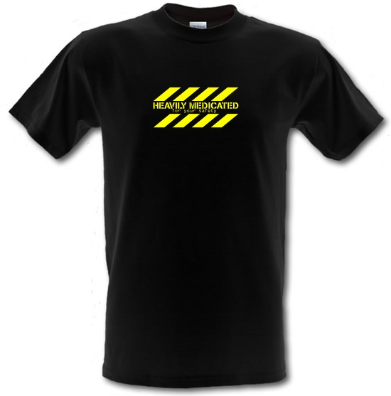 Heavily Medicated for your safety T-Shirts for Kids