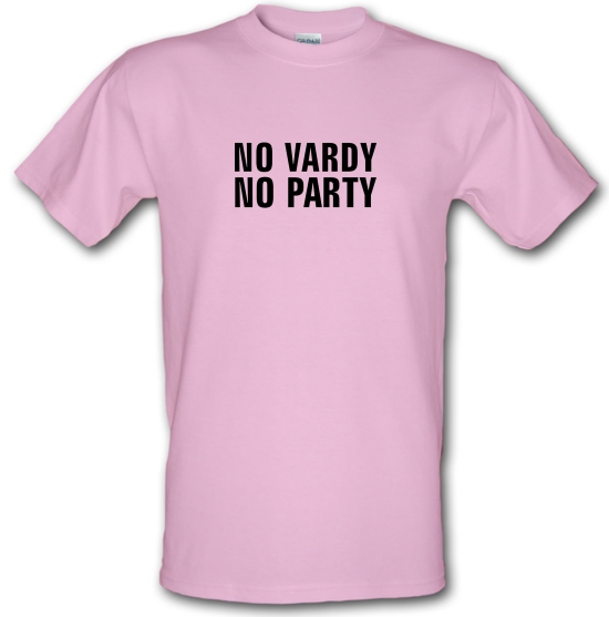 No Vardy No Party T-Shirts for Kids