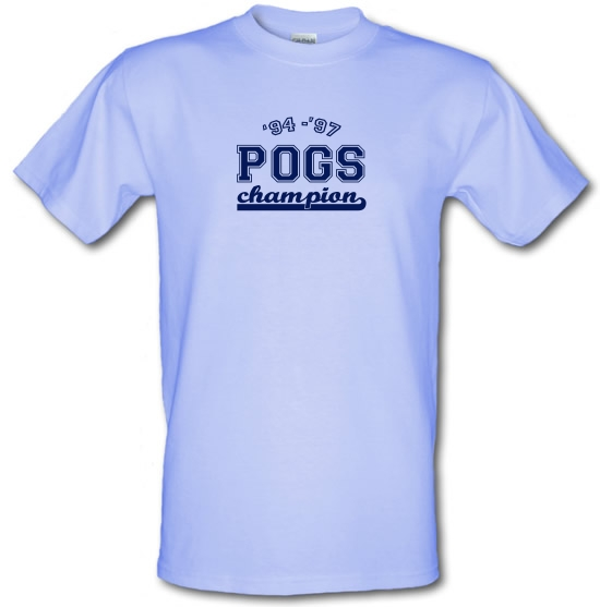 '94 - '97 Pogs Champion T-Shirts for Kids