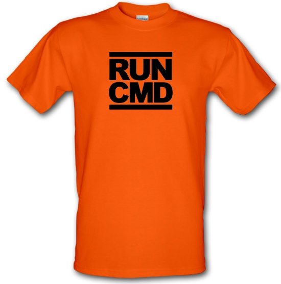 RUN CMD T-Shirts for Kids