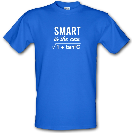 Smart Is The New Sexy T-Shirts for Kids