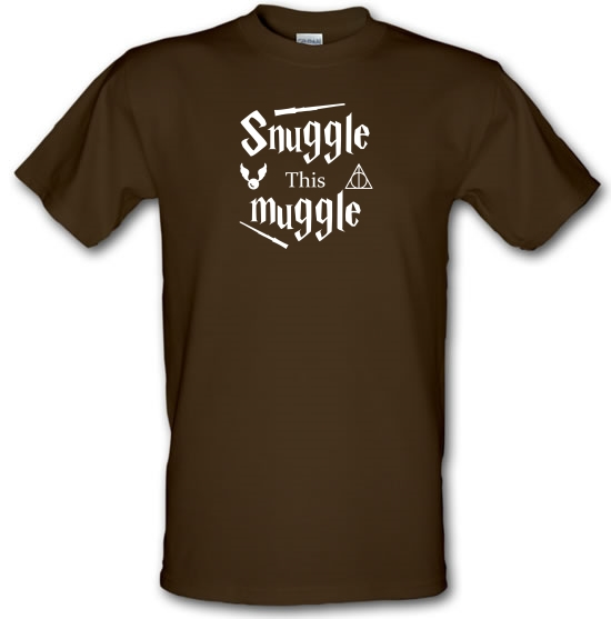 Snuggle This Muggle T-Shirts for Kids
