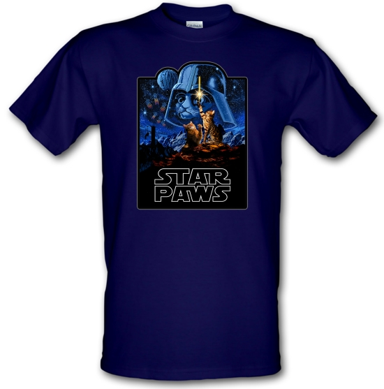 Star Paws T-Shirts for Kids