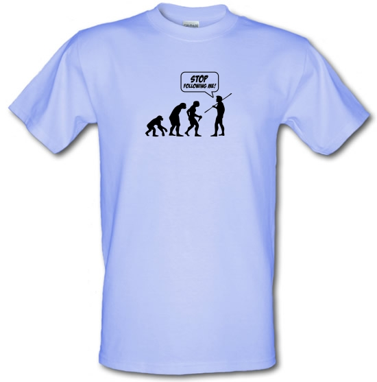 Stop Following Me! T-Shirts for Kids