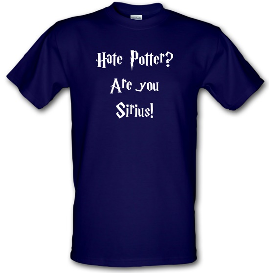 Are You Sirius t-shirts
