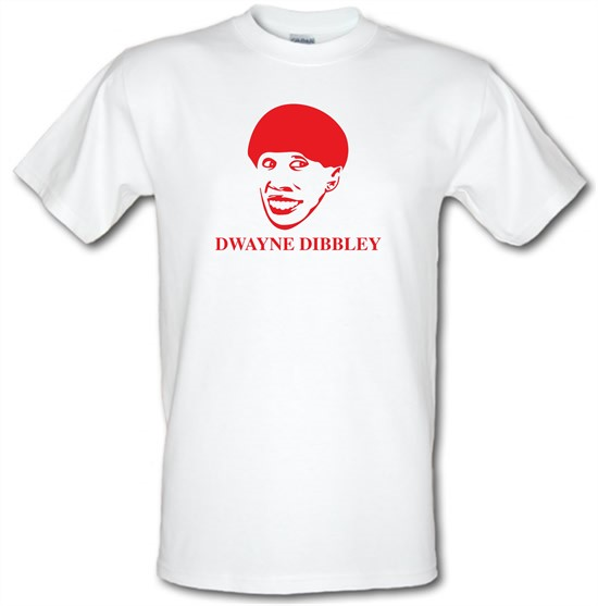 Dwayne Dibbley t-shirts