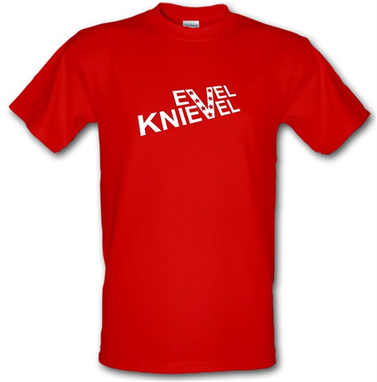 Evel Knievel t-shirts