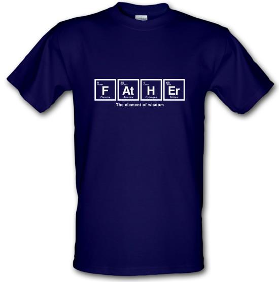 Father Element t-shirts