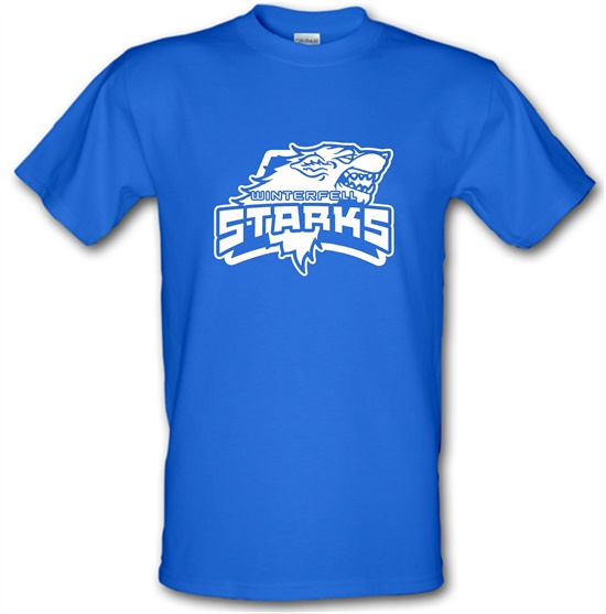 Game Of Thrones - Team Stark t-shirts