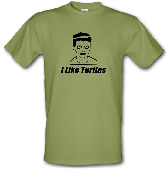 I Like Turtles t-shirts