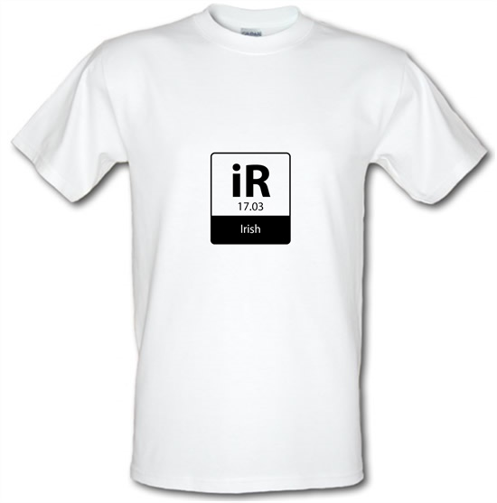 irish element t-shirts