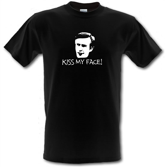 Kiss My Face t-shirts