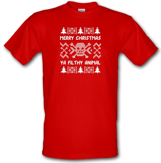 Merry Christmas Animal t-shirts