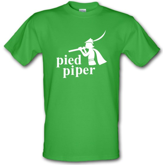 Pied Piper t-shirts
