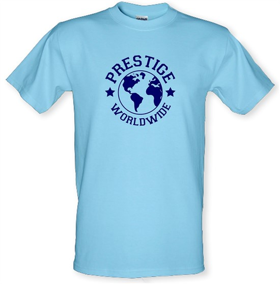 Prestige Worldwide t-shirts