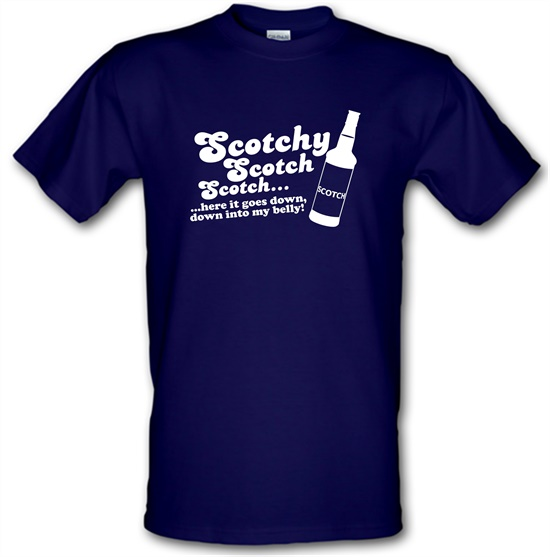 Scotchy, Scotch, Scotch t-shirts