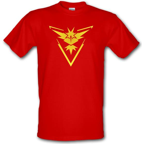 Team Instinct t-shirts