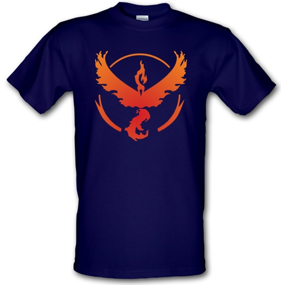 Team Valor t-shirts
