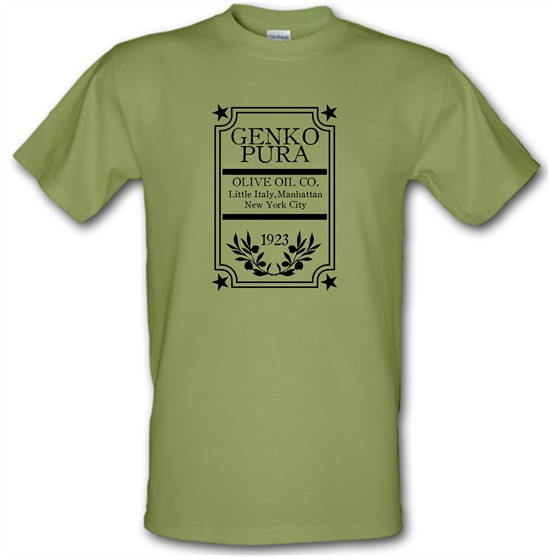 The Godfather - Genko Pura Olive Oil Co. t-shirts