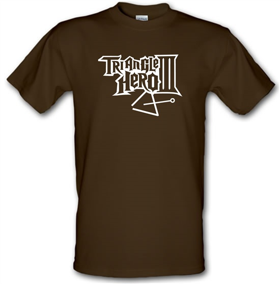 Triangle Hero III t-shirts
