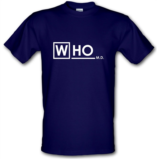 Who MD t-shirts
