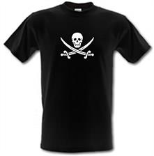 Jolly Roger t shirt
